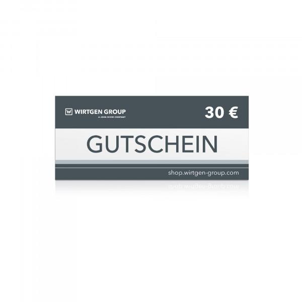 Gutschein 30€