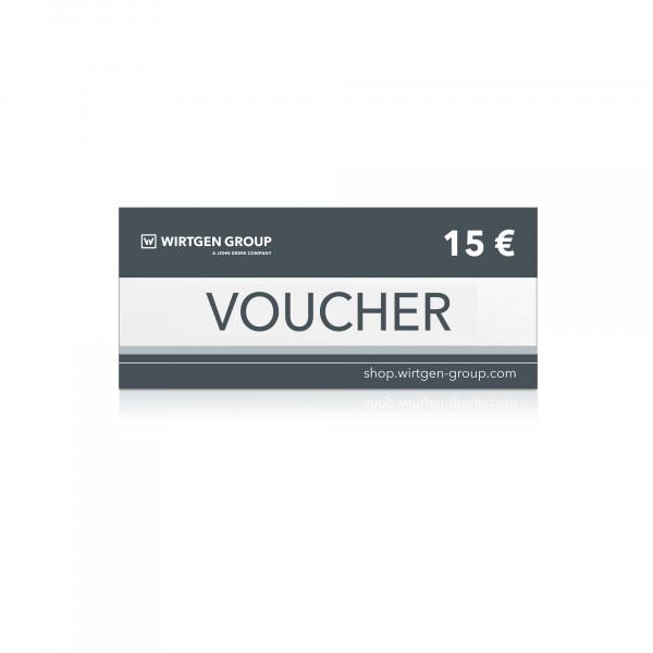 Voucher 15€